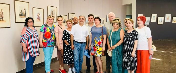 Покровский филиал принял участие в IX Международной научно-практической конференции «Модернизация системы непрерывного образования»