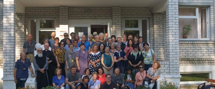 Туристическая группа из Италии посетила музей С.И.Фуделя при Покровском филиале МПГУ