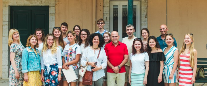 Завершилась первая совместная Летняя школа МПГУ и Ионического университета по межкультурной коммуникации