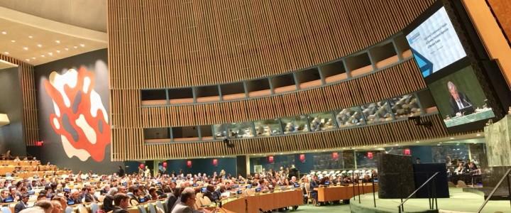 ООН: пора смещать акцент с «Борьбы» с терроризмом на «Предупреждение»