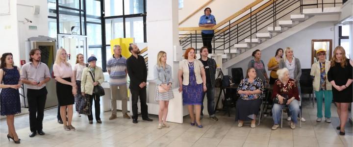 Открытие выставки «Пленэр в городе. Пейзажная живопись»