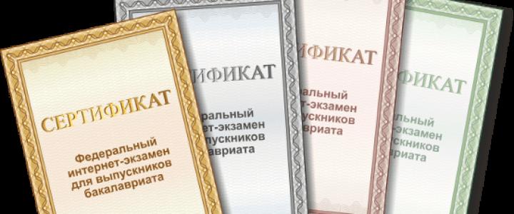 Сертификаты ФИЭБ