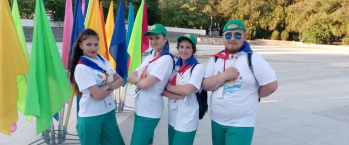 Интервью с вожатыми Всероссийской школы вожатых: Елизавета Корнеева (МПГУ)