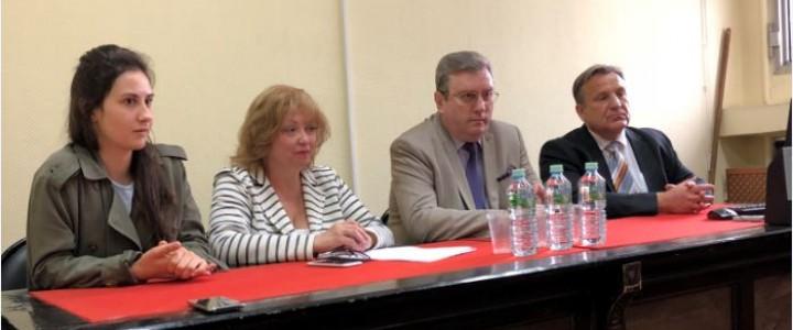 В Москве состоялся Летний институт русского языка для представителей Баламандского университета