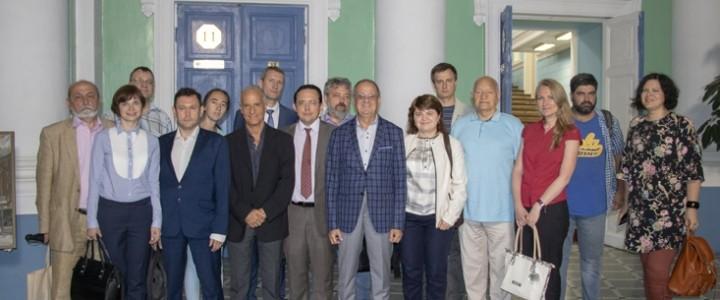 Закрытие 5-й международной программы научных грантов ИПИ МПГУ