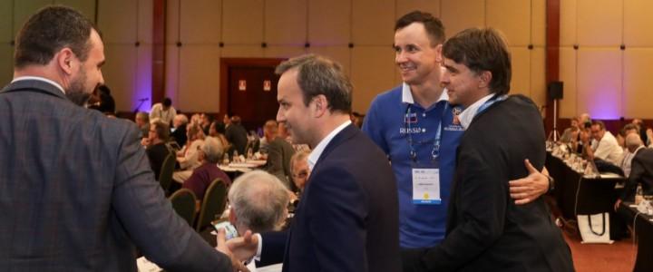 Санкт-Петербург примет Международный конгресс математиков в 2022 году
