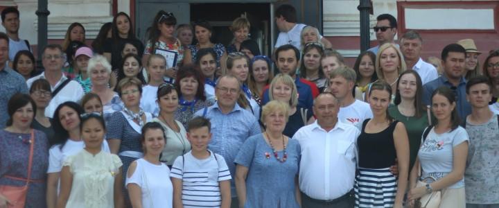 Московский педагогический государственный университет вышел к Дону