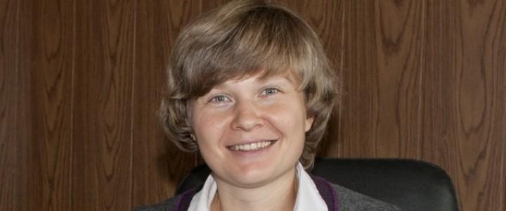 Директор Института детства Татьяна Александровна Соловьева рассказала о направлениях подготовки на 2018/2019 учебный год
