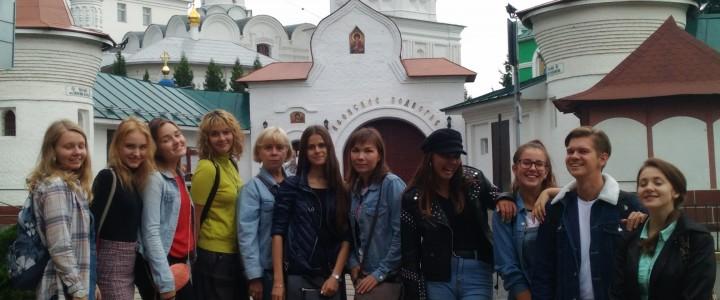 История русской иконы, благотворительности и благоустройства Москвы
