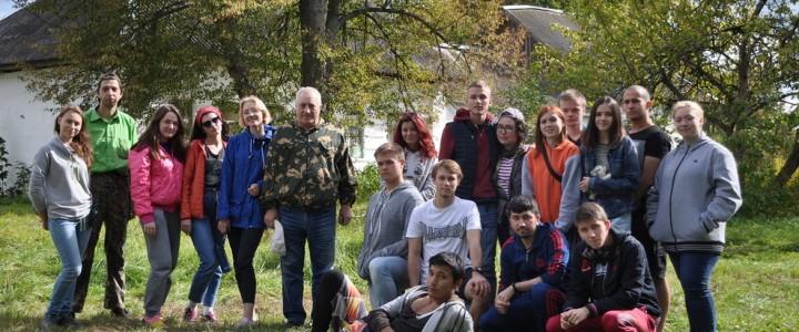 Лазинки. Осенний десант – 2018