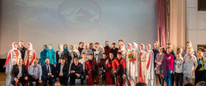 Фестиваль Кавказской культуры в Иркутской области