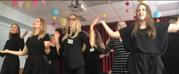 На факультете педагогики и психологии завершился адаптационный семинар-тренинг проходящий в рамках «Погружение-2018» для студентов первого курса