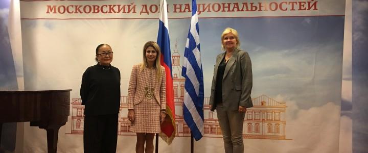 190 лет сотрудничества: Россия и Греция