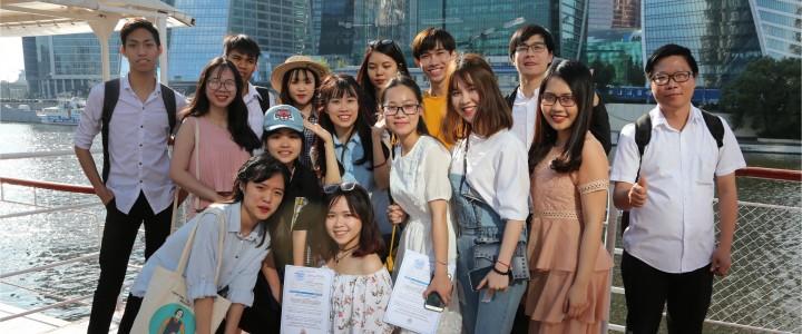 Набор студентов на подготовительный факультет РКИ