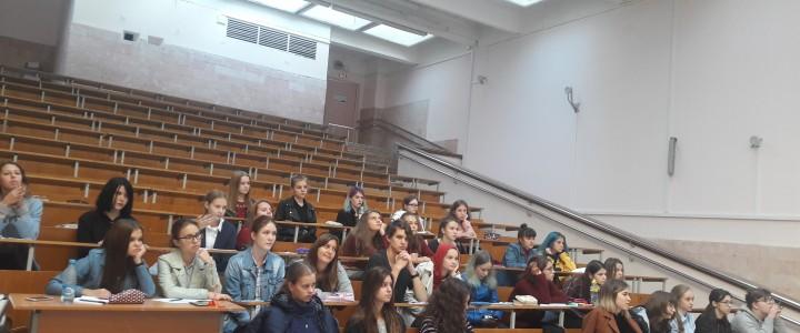 Университетская среда филологического профиля