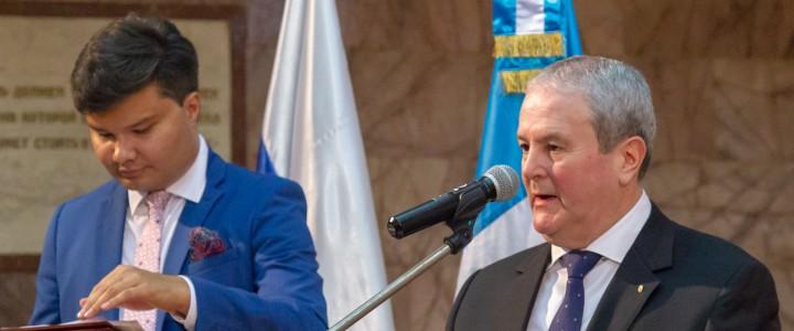 МПГУ и посольство Гватемалы в РФ. Новые возможности сотрудничества