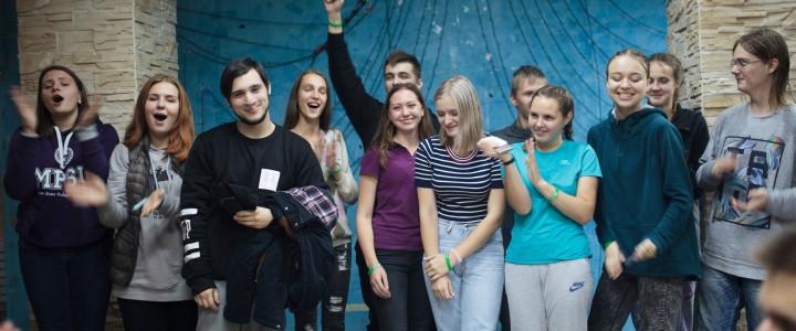 Первокурсников Института биологии и химии посвятили в студенты