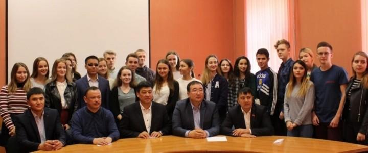 Знакомство с Киргизией