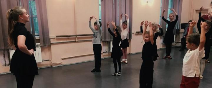 Не только танцоры, еще и педагоги