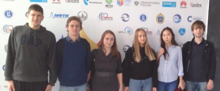 Наши студенты вышли в полуфинал студенческого чемпионата мира по спортивному программированию