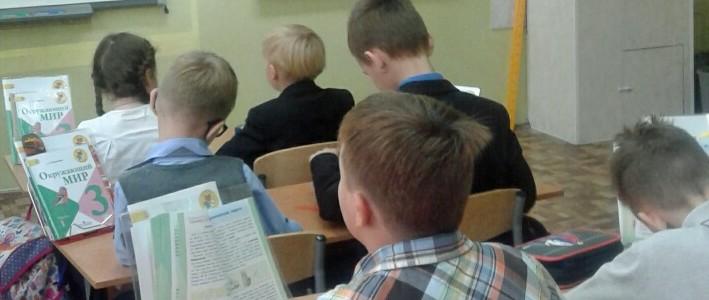 Наши студенты приняли участие в фестивале ДО в школе №956
