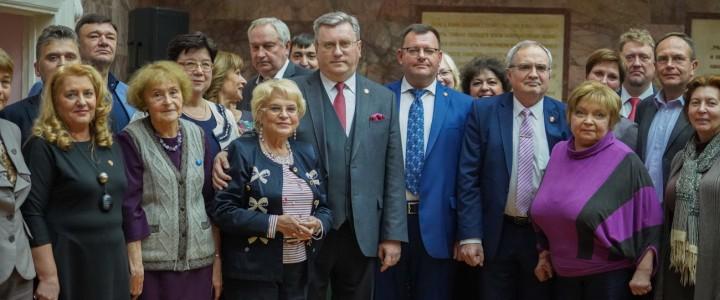 Торжественное мероприятие, посвященное 100-летию ВЛКСМ