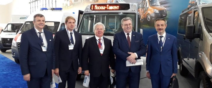 Командировка ректора МПГУ в Узбекистан продолжается
