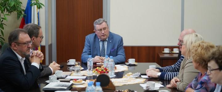В МПГУ обсудили актуальные проблемы обновления исторического и социально-гуманитарного образования