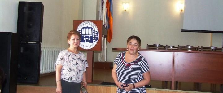 Международная конференция по сквозной теме «Русские классики: русская и национальная литературы»