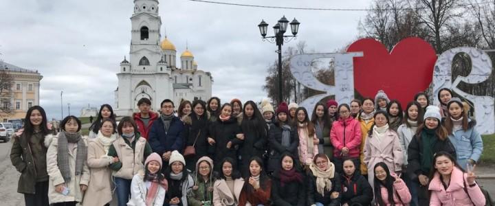 Образовательная экскурсия в города Золотого кольца