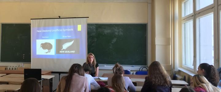 Открытие нового сезона встреч Международного студенческого клуба Института иностранных языков МПГУ