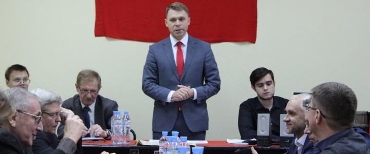 Институт истории и политики отпраздновал 100-летие ВЛКСМ