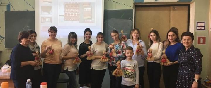 Фестиваль науки на Факультете дошкольной педагогики и психологии: «Бытовая культура в русской традиции»