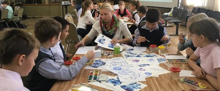 Преподаватели и студенты Факультета дошкольной педагогики и психологии принимают участие в реализации проекта «Дни славянской культуры в столичном образовании»