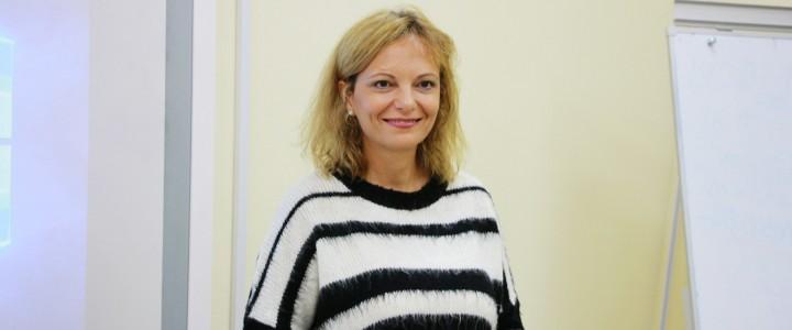 Визит приглашенного профессора из Университета Аристотеля в Салониках