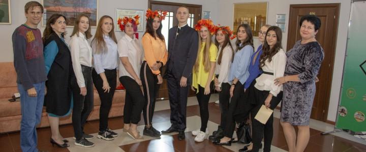 Ставропольский филиал МПГУ – территория талантов!
