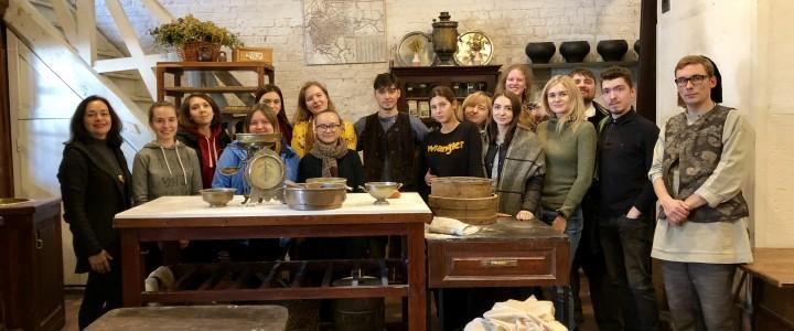 Открытая культурологическая мастерская в Коломне