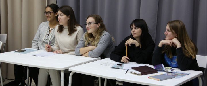 Кафедра теоретической и специальной социологии провела мастер-класс по практической социологии