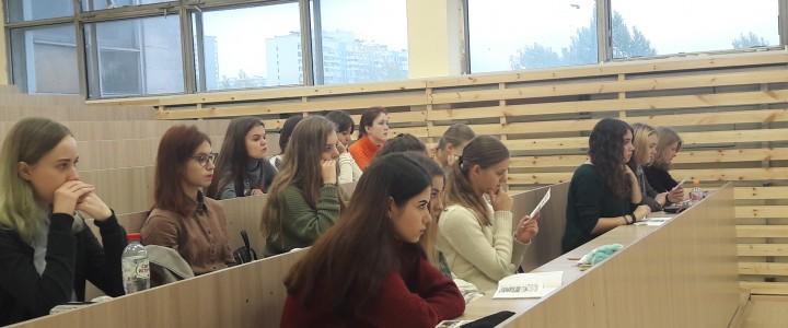Лицеисты-филологи на (в) университетской среде