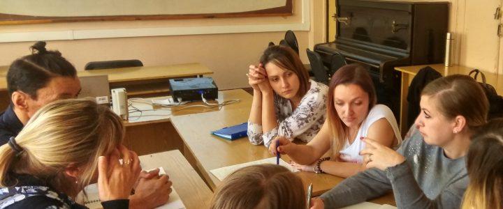 Всероссийский фестиваль науки в МПГУ на Факультете дошкольной педагогики и психологии