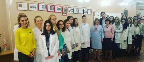 Два мероприятия, посвящённых 100-летию ВЛКСМ прошли в Институте биологии и химии