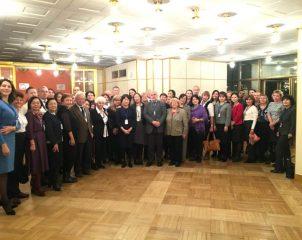 Преподаватели кафедры восточных языков на международной конференции «Языковое единство и языковое разнообразие в полиэтническом государстве»