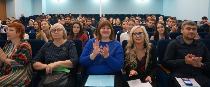 Преподаватели Ставропольского филиала МПГУ приняли участие в Сессии студенческих вожатых для РДШ