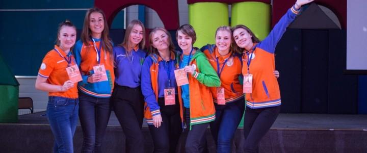 Студентка факультета педагогики и психологии получила премию лучшего Московского вожатого по итогам летней оздоровительной кампании 2018