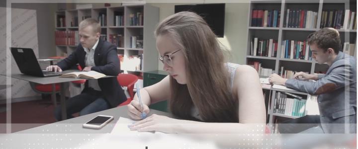 На сайте Региональной делегации Международного Комитета Красного Креста в России размещен промо-ролик с участием студентов МПГУ