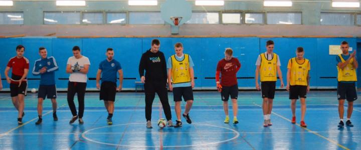 Завершился мужской Чемпионат ИФКСиЗ по мини-футболу среди курсов