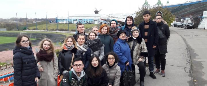 Студенты направления Менеджмент посетили музей «Бункер И.В. Сталина»