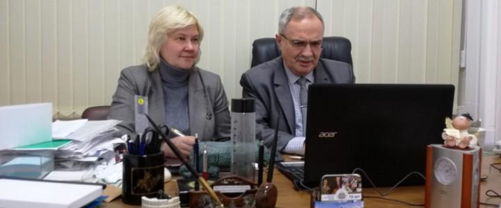 В рамках российско-греческого сотрудничества