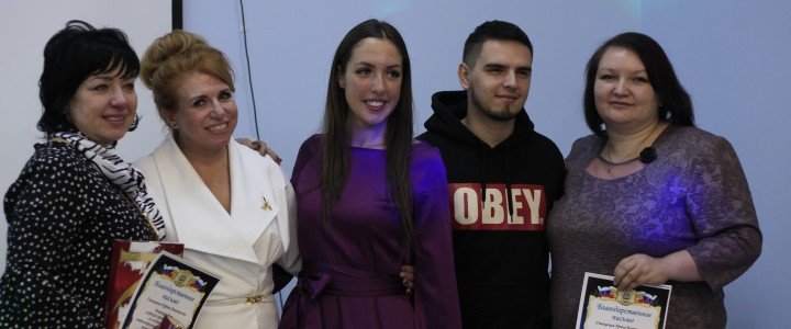 Покровский филиал отметил Всероссийский День матери