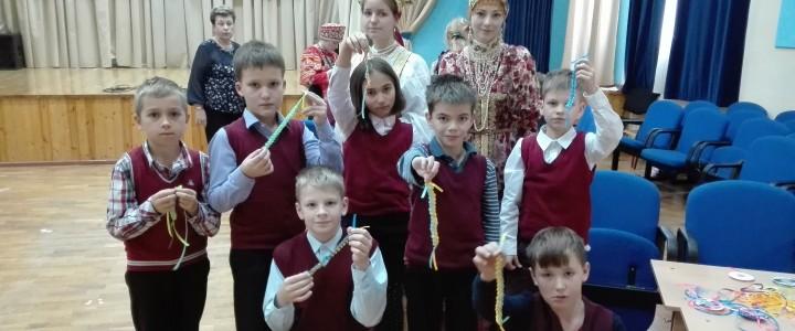 Итоговое мероприятие общегородского проекта «Дней славянской культуры в столичном образовании»